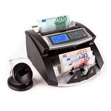 Geldscheinzähler Geldzähler Geldzählmaschine UV IR Prüfung Magnet Schwarz