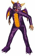 Skylanders:Spyro's Adventure Spyro The Dragon Costume,Large,Damaged packaging,so
