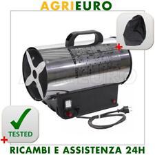 Generatore di aria calda a gas Master 11 INOX - Termoventilatore – Riscaldatore