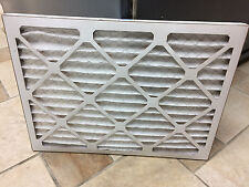 15x20x1 Synthetic Pleated Air Filter with Merv 7.This filter #5W893