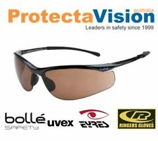 744522c19b Bolle Bronze Lens Cycling + Golf Glasses 99.99%UV protection