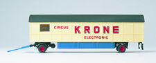 """Preiser 21030 HO 1:87; Elektronikwagen """"Zirkus Krone"""""""