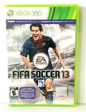 FIFA Soccer 13 Xbox 360 Video Game Complete Very Good Condition!