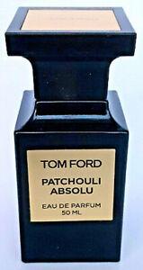 TOM FORD PATCHOULI ABSOLU UNISEX 1.7oz / 50ml Eau De Parfum Spray New & Unbox