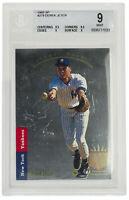 Derek Jeter Yankees 1993 Upper Deck SP Foil #279 Rookie Card BGS MINT 9