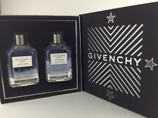 GIVENCHY GENTLEMEN ONLY MEN 2PC GIFT SET COLOGNE SPRAY 3.3 OZ + A/S LOTION NIB