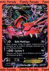 Yveltal Ex 170pv XY08 Carte Pokemon Promo neuve fr