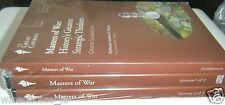 Masters of War: History's Greatest Strategic Thinkers  Guide Book with 2 X CD's