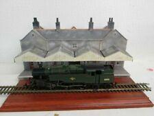 Bachmann OO 32 -353 Standard Class 4mt Tank 80135 BR Lined Green
