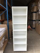 KITCHEN CABINET CARCASS 600mm X 2100mm Tall Larder Unit Cooke & Lewis WHITE
