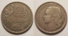 Pièces de monnaie françaises de 20 francs 20 francs à 40 francs sur Marianne