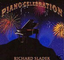 Richard Sladek Piano Celebration 17 track cd NEW!