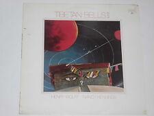 HENRY WOLFF - NANCY HENNINGS -Tibetan Bells II- LP