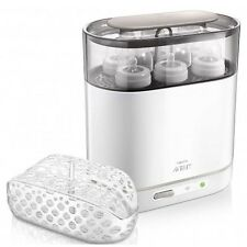 AVENT 4 IN 1 ELECTRIC STEAM STERILISER