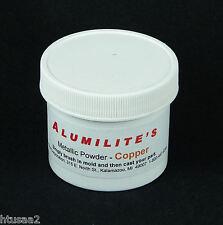 NEW Alumilite COPPER Metallic Powder Crafts for Casting Resin Mold 1 oz
