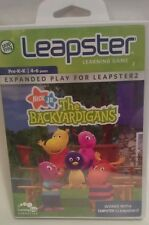 The Backyardigans  Educational Game for Kids (Leapster, 2006) New in package