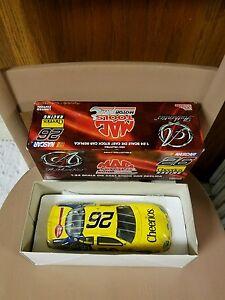 Mac Tools Nascar 26 Cheerios Racing 1:24 Scale Die Cast Collectible Car Replica