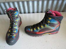 La Sportiva Mens Size 13 EU 47 Gore-Tex Trango Gore-Tex Hiking Boots Italy Nice