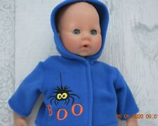 BABY DOLLS CLOTHES FITS  BORN , ANNABELL BROTHER TINY TREASURES OR SIM HALLOWEEN