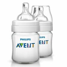 Philips Avent Classic+ Twin Pack 125ml Bottles