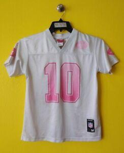 🏈NEW YORK JETS #10 CHAD PENNINGTON NFL JERSEY GIRLS - M 10/12