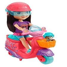 Fisher-Price Nickelodeon Dora & Friends Dora & Perritos Scooter Adventure Toy Ne