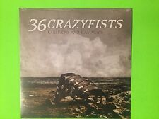 36 Crazyfists - Collisions & Castaways Colored Limited Edition Vinyl New