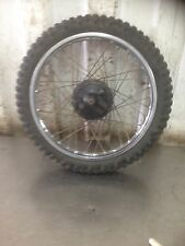 Yamaha DT80 1983 Front Wheel