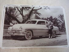 1951 MERCURY  2 DOOR   11 X 17  PHOTO  PICTURE