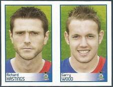 PANINI 2009-S.P.L.COLLECTION-#331/333-INVERNESS C T-RICHARD HASTINGS/GARRY WOOD