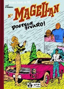 Mr Magellan : Docteur Jivaro [SANS EX-LIBRIS ET NON SIGNE]