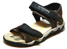 Chaussures marrons pour garçon de 2 à 16 ans pointure 26