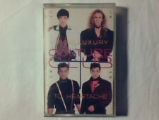 CULTURE CLUB From luxury to heartache mc cassette k7 ITALY BOY GEORGE SEALED!!!