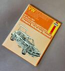 VW Rabbit Diesel 1977 thru 1979 Car Owners Workshop Manual by Haynes SC 1980