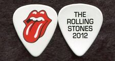 ROLLING STONES 2012 Counting Tour Guitar Pick!!! KEITH RICHARDS custom stage #1
