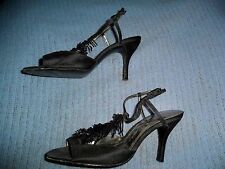 THE TOUCH OF NINA SANDALS WOMEN'S SIZE 7 M