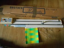 Brother KL116 Knitleader With Scales, Box  And Original Instructions.
