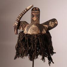 10251 Wan Nyaka Mossi Maske Antilope Burkina Faso Helmet