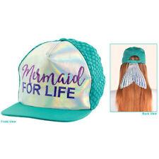 bba07534f29f5 Sirena para la vida de lujo de Béisbol Sombrero para adultos ~ fuentes de  Fiesta de