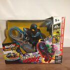 Maisto CYKLONE Motorbike Black And Blue 82321 Remote Controlled Bike With A Belt