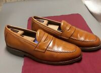"Allen Edmonds ""Road Warrior"" Loafers◾Walnut◾5033◾Men's Size 10.5D◾👌CLASSIC!👌"