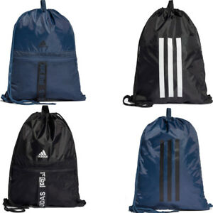 Adidas Gymsack Gym Sack Bag 4Athlts Sports Drawstring Bags Black White