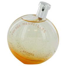 Eau Des Merveilles by Hermes 3.4 oz EDT Spray TESTER Perfume for Women