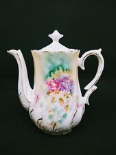 Antique RS Prussia Tea Pot Early Years