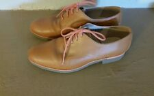 Rockport Womens Walkability Leather Shoes Size  7.5 Adiprene Soles Nice