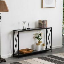 Popular Wood Console Table Sofa Accent with Shelf Stand Entryway Hall Furniture