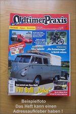 Oldtimer Praxis 3/05 VW Bulli DoKa Ford Capri Volvo
