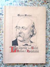 G. Flaubert, La Légende de Saint Julien l'Hospitalier (Courbouleix)