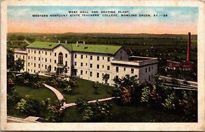 Linen PC Western Kentucky State Teachers' College Bowling Green, Kentucky~1234