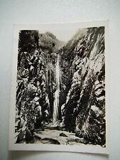 Waterfall Cave Plemont Jersey Small Photograph